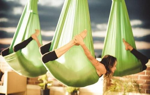 aerial jóga tanfolyam Dunaharaszti